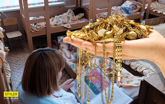 В Тернопольской области няня в детском саду воровала у детей золотые украшения: суд вынес приговор