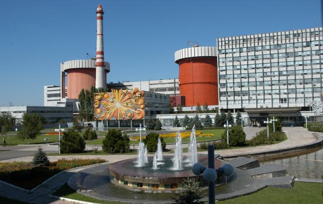 Фото: Южно-Украинская атомная электростанция