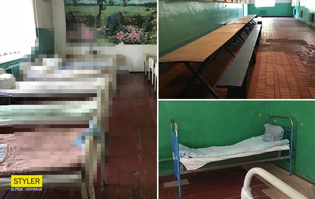 Пациентов привязывают: в сети рассказали об ужасающих условиях в психиатрической больнице Черниговской области (фото)