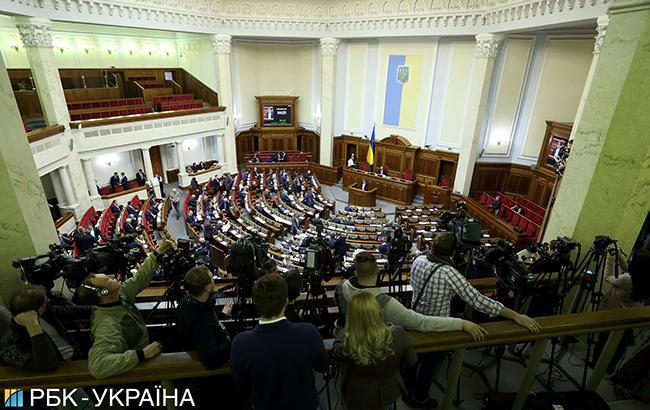 Рада не сможет утвердить новый закон о выборах, - нардеп