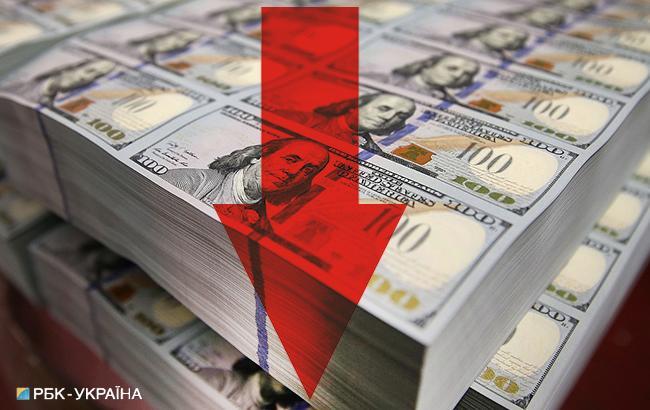 Дефіцит платіжного балансу у липні склав 170 млн доларів