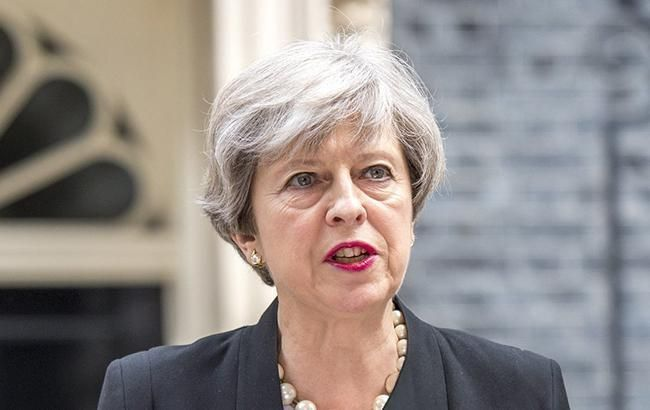 Фото: Тереза Мей (gov.uk)