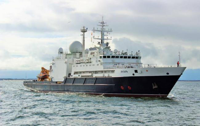 У портах Криму в серпні зафіксували 15 російських суден-порушників, - МінТОТ