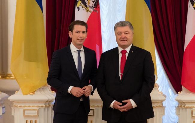 Порошенко: 2019 год станет годом украинской культуры в Австрии