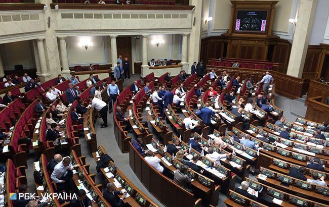 Рада сегодня рассмотрит ряд ратификаций о сотрудничестве с европейскими странами