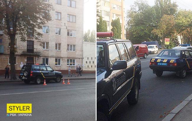 """""""Только пусть не плачет мама"""": в Ровно машина полиции сбила 13-летнего мальчика"""