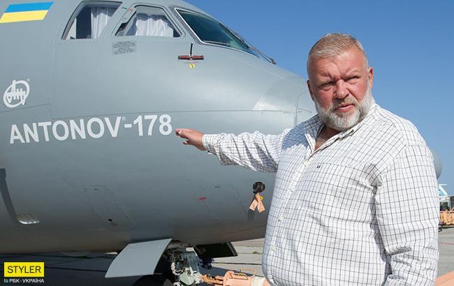 Летчик-испытатель, Герой Украины Сергей Трошин: Авиация не на плаву, но мы пытаемся ее возродить