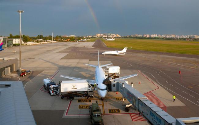 """В аэропорту """"Киев"""" рассказали, куда пассажиры чаще всего летали летом"""