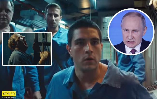 """Вырезали все сцены с Путиным: в сети появился трейлер фильма """"Курск"""" компании Люка Бессона"""