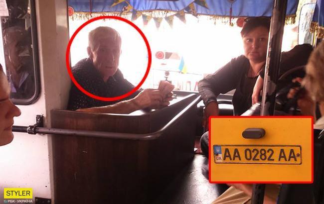 """""""Воспитывать уважение каждый день"""": водителя, отказавшего в льготном проезде матери погибшего бойца, заставили на коленях целовать ей руки (фото)"""