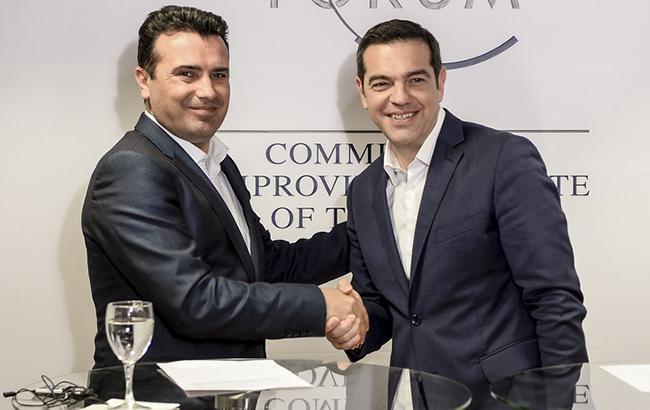 Генсек НАТО закликав громадян підтримати на референдумі зміну назви Македонії
