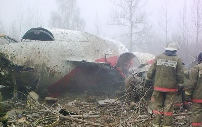 Фото: катастрофа под Смоленском (Wikimedia Commons/Bartosz Staszewski)