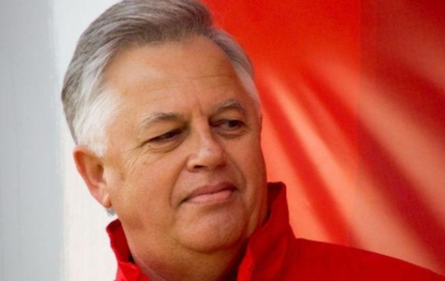 Фото: лидер КПУ Петр Симоненко