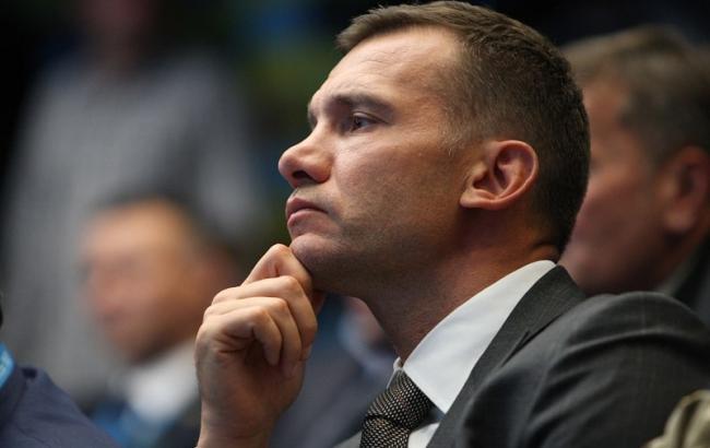 Шевченко візьме участь у конференції ФІФА з питань вивчення досвіду ЧС-2018
