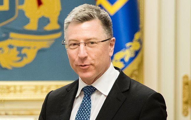 Фото: Курт Волкер (president.gov.ua)