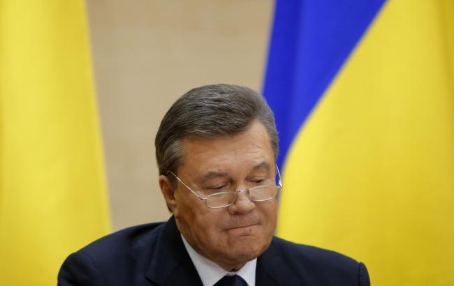 Фото: Виктор Янукович