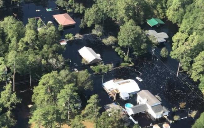 """Кількість жертв урагану """"Флоренс"""" в США збільшилася до 43"""
