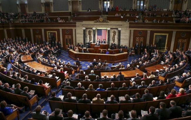 Фото: Нижняя палата Конгресса США