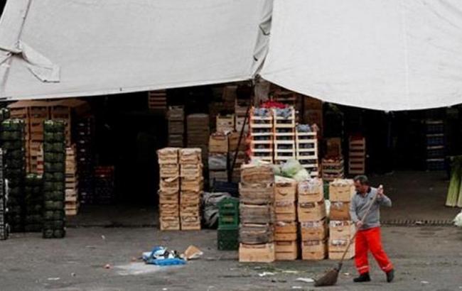 Фото: в Турции раздали 20 тонн продуктов, от которых отказалась РФ