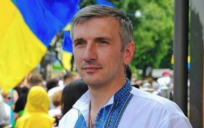 В Одесі важко поранено громадського активіста Михайлика