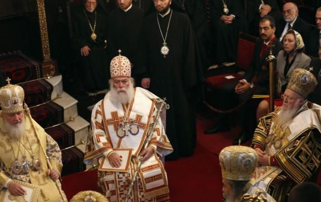 Українська церква отримає автокефалію, бо це її право, - патріарх Варфоломій