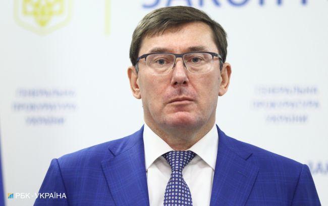 Луценко розповів коли піде з посади генпрокурора