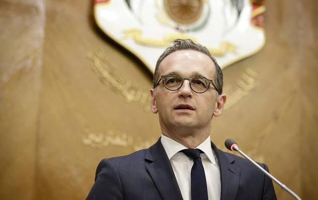 Маас: Германия обеспокоена ситуацией в Керченском проливе