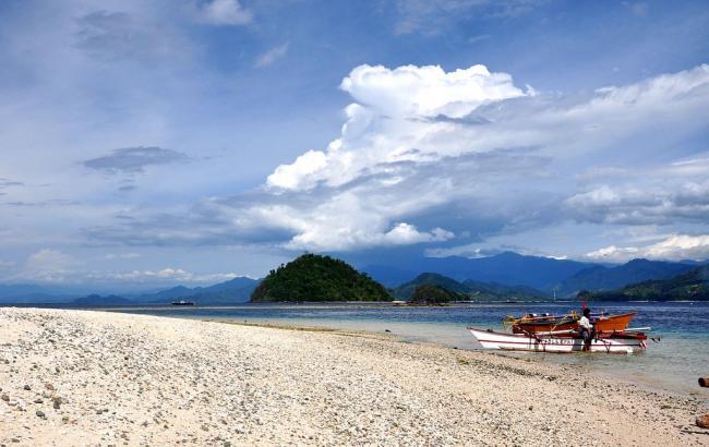 Фото: остров Сулавеси в Индонезии