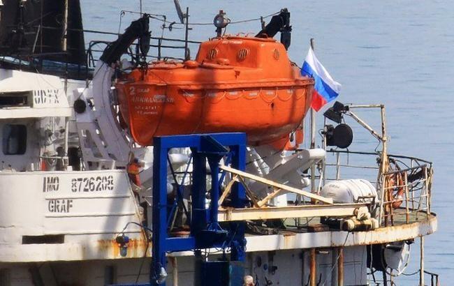 В порты оккупированного Крыма в октябре незаконно вошли 20 судов, - МинВОТ