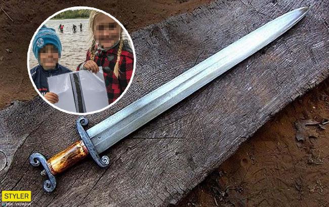 8-летняя девочка нашла в озере находку, которая заинтересовала археологов