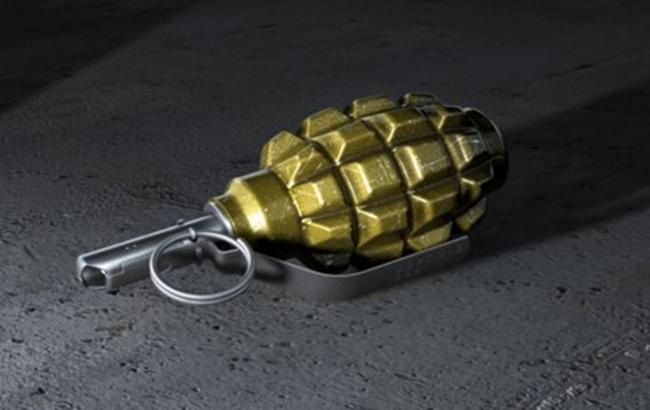 В Донецкой области у посетителя кафе изъяли гранату