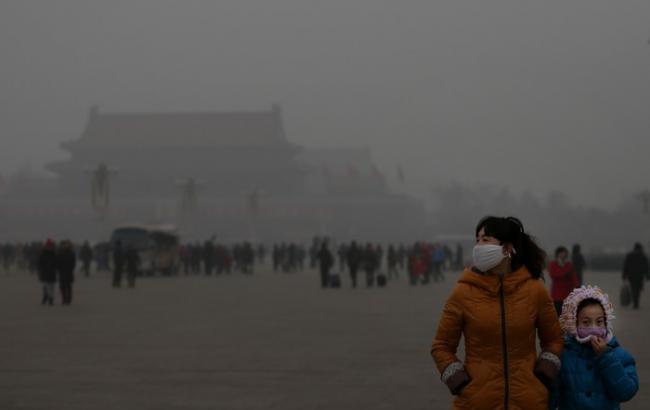 Уровень загрязнения воздуха в Киеве по ряду показателей в 2-5 раз превышает норму, - ГосЧС - Цензор.НЕТ 9427