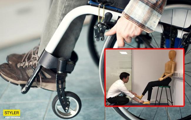 """Ученые создали """"умные"""" брюки, которые помогают ходить инвалидам"""