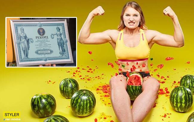 Украине есть кем гордиться: Ольга Лящук установила новый мировой рекорд