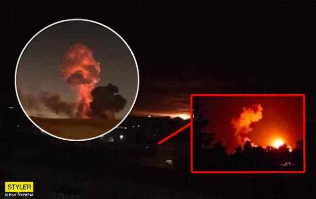 """""""Стекла вылетают, дом разваливается"""": очевидцы рассказали о страшных взрывах возле Ични (фото, видео)"""