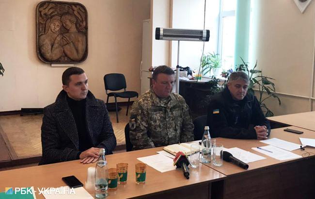 Фото: брифінг Чернігівської ОДА (РБК-Україна)