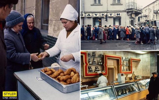 30 лет назад: украинцам показали Львов 90-х годов (фото)