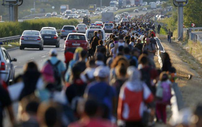 Фото: кількість біженців з України в Білорусь зменшилася