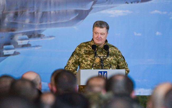 Фото: Петро Порошенко (twitter.com/poroshenko)