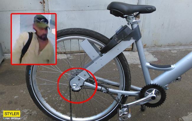 """""""Самое страшное - безразличие"""": в сети сообщили о наглой краже велосипеда из проката"""