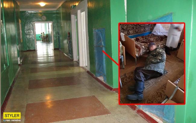 Днем лежат на полу: выявлены жуткие нарушения в психоневрологическом интернате Черниговской области
