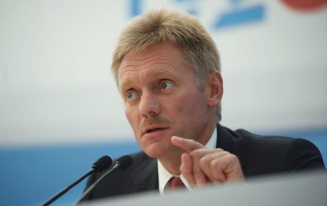 Росія має намір прийняти заходи у відповідь на санкції США