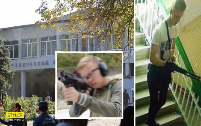 Трагедія в Керчі: Росляков готувався до нападу більше півтора роки