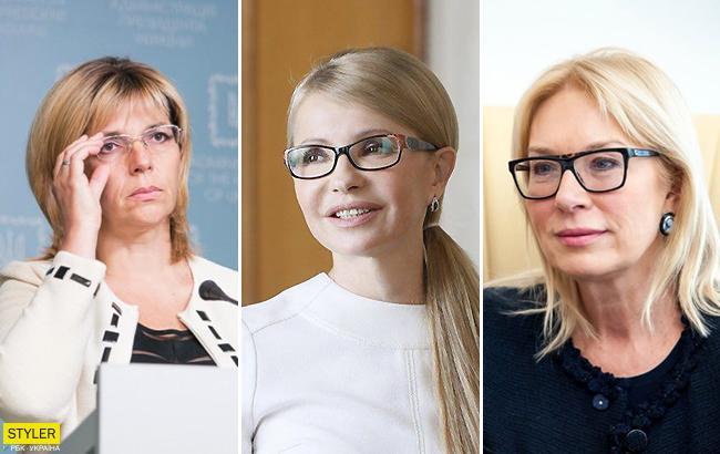 Тимошенко, Богомолец и Денисова вошли в топ-100 самых влиятельных женщин Украины