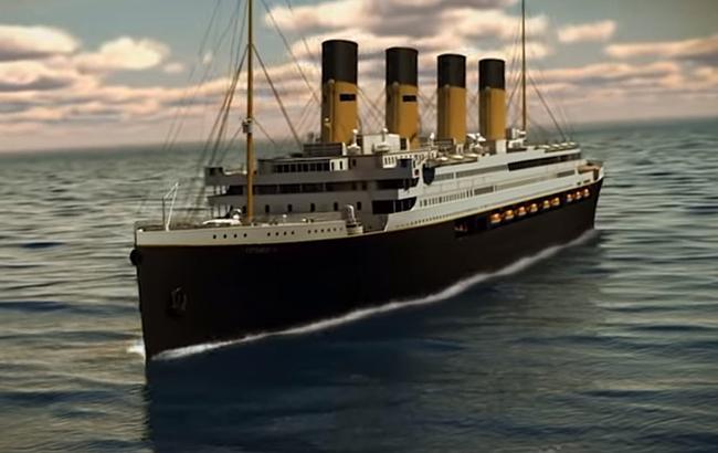 """Копию """"Титаника"""" пообещали спустить на воду в 2022 году"""