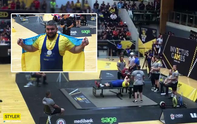Ігри Нескорених: українець в Австралії здобув срібло з пауерліфтингу