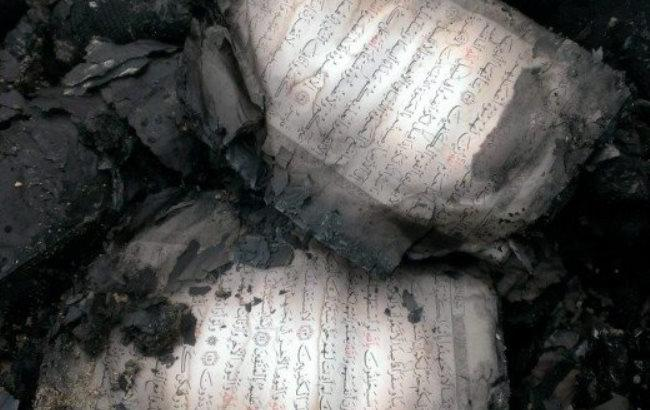 В Криму намагалися підпалити мусульманський молитовний будинок