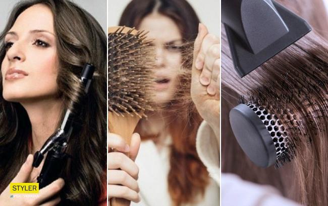 Топ-8 ошибок, которые приводят к ломкости и выпадению волос