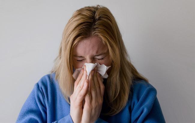 В Украине за неделю гриппом и ОРВИ заболели 152 тыс. человек