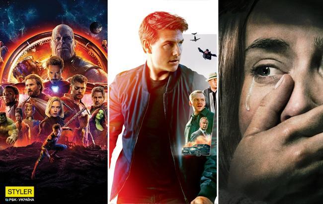 Що подивитися: названі 20 кращих фільмів 2018 року